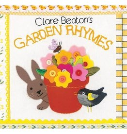 BAREFOOT BOOKS Clare Beaton's Garden Rhymes