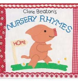 BAREFOOT BOOKS Clare Beaton's Nursery Rhymes