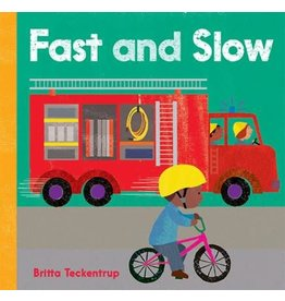 BAREFOOT BOOKS Fast and Slow