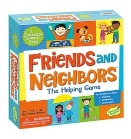 BAREFOOT BOOKS Friends and Neighbors Game