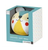 PETIT COLLAGE Organic Soft Chime Ball