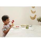 PETIT COLLAGE Petit Collage Bamboo Dinnerware Set