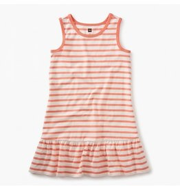 TEA COLLECTION Tea Citrus Striped Tank Dress