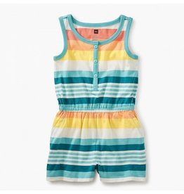 TEA COLLECTION Tea Vibrant Stripe Knit Romper