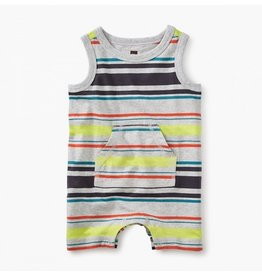 TEA COLLECTION Tea Striped Tank Romper