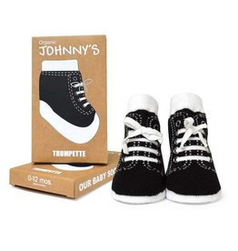 TRUMPETTE Organic Johnny Black Socks