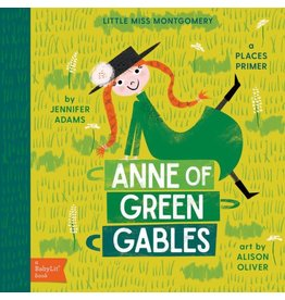 BABYLIT BabyLit Anne of Green Gables