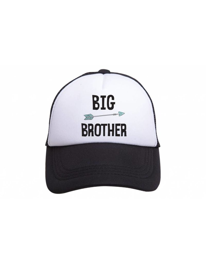 TINY TRUCKER CO. Baby Trucker Hat (6-18 months)