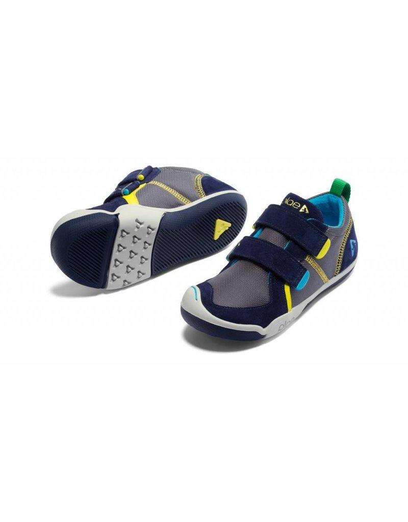 PLAE Plae Ty Navy/Steel Sneaker