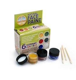 ECOPIGGY Natural Face Paint Kit