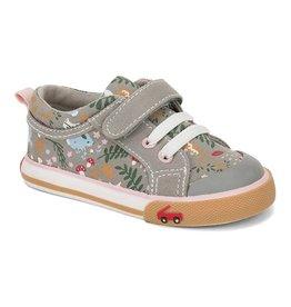 SEE KAI RUN Kristin Sneaker - Gray/Woodland
