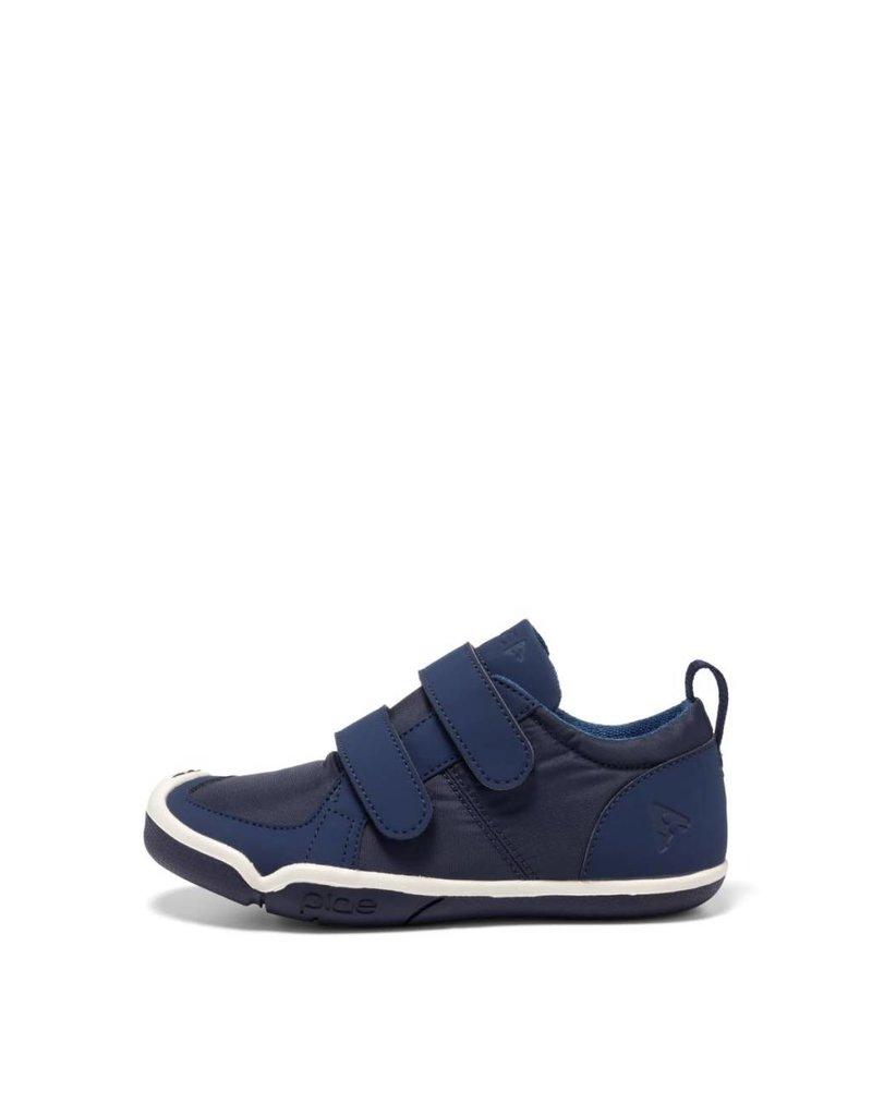 PLAE Plae Lucien Navy Sneaker