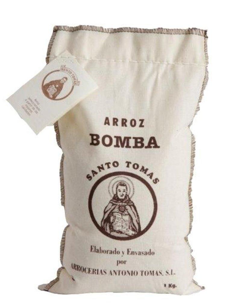 Antonio Tomas Spanish Bomba Rice