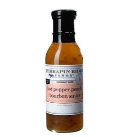 Terrapin Ridge Farms Hot Pepper Peach Bourbon