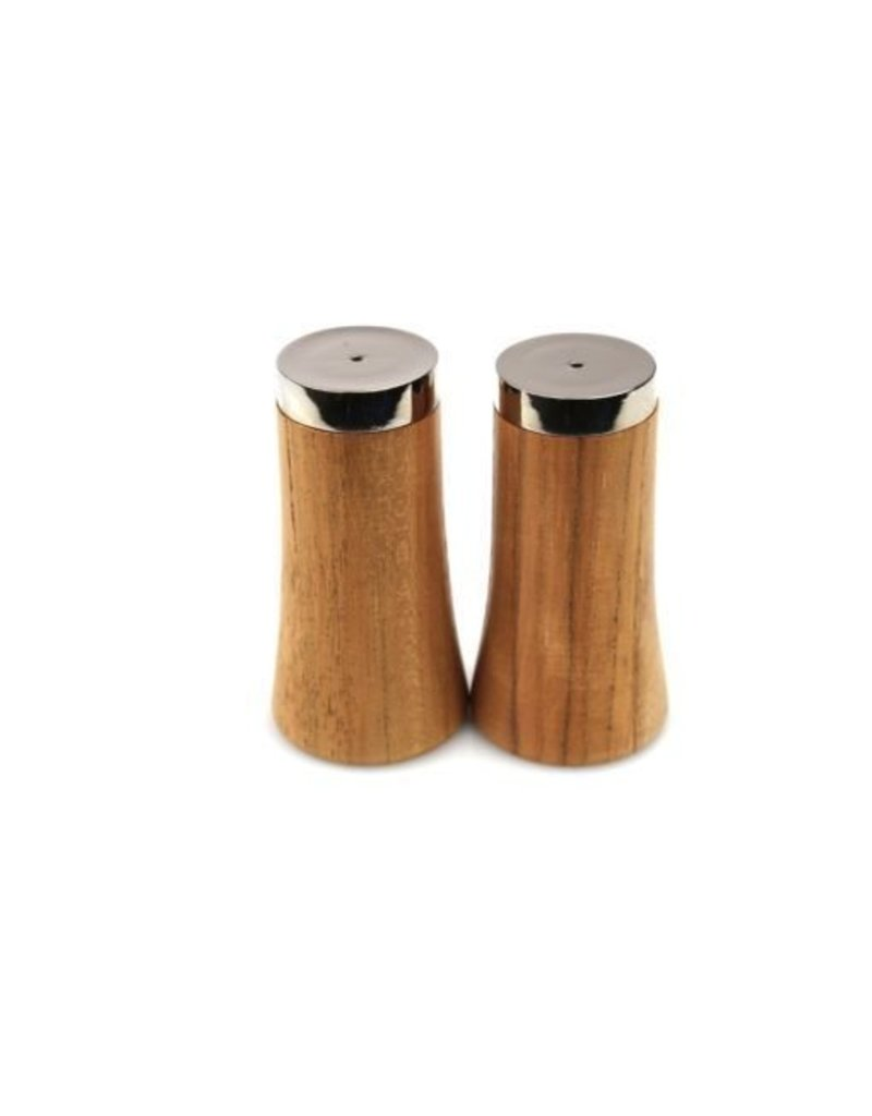 Teak Salt & Pepper Shaker