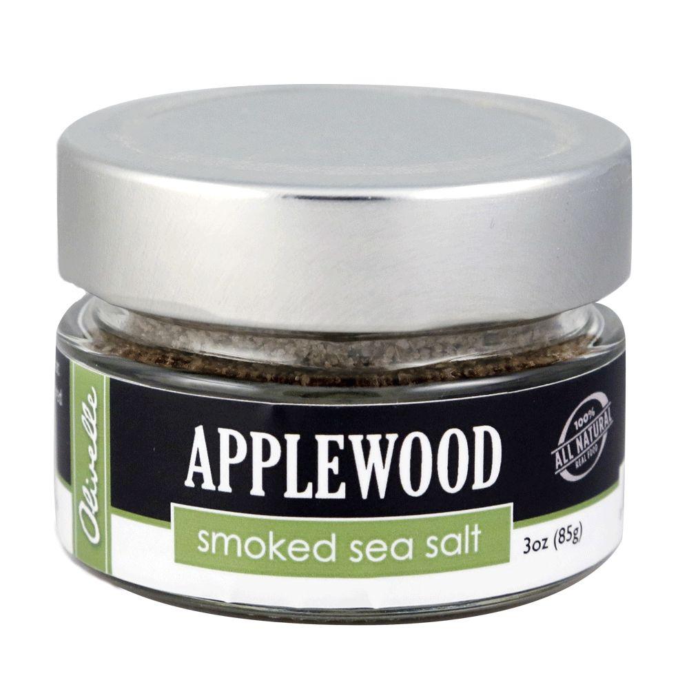 Applewood Smoked Sea Salt Miam
