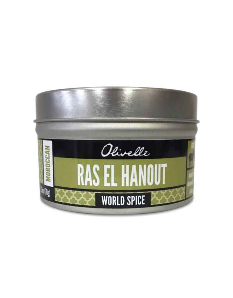 Moroccan Ras El Hanout