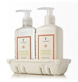 Thymes Mandarin Coriander Sink Set
