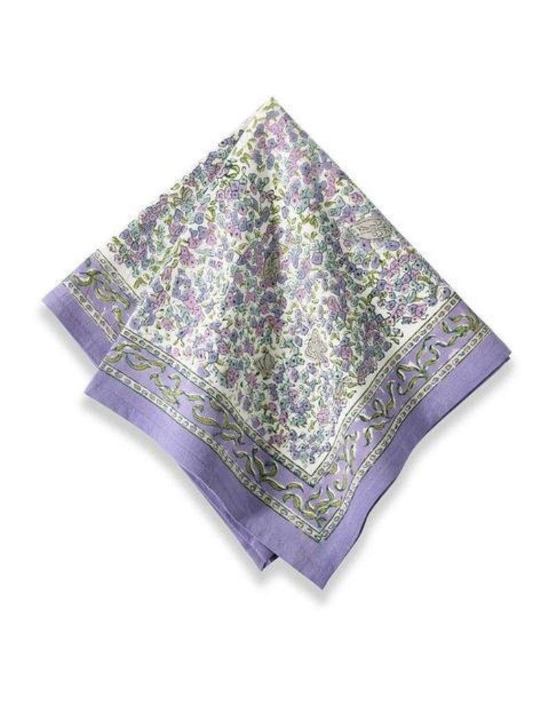 Couleur Nature Couleur Nature Lavender Napkins - Set of 6