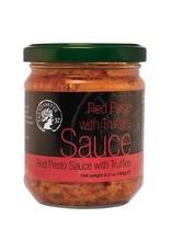 Red Pesto Sauce w/ Truffles