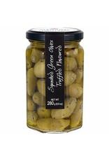 Green Olives w/ Truffles