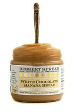 White Chocolate Banana Bread Spread