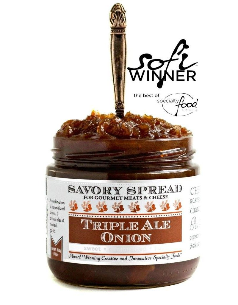 Triple Ale Onion Spread