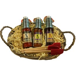 Hot Drops Sauce Gift