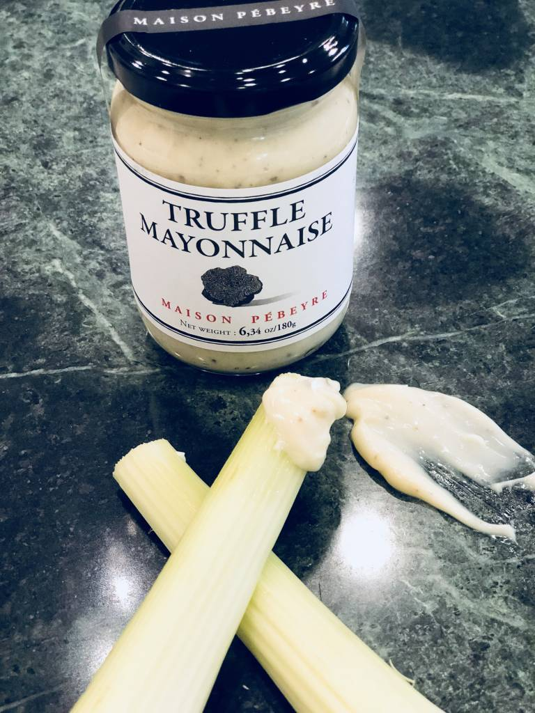Truffle Mayo - A great low carb addition to elevate even the simplest of foods