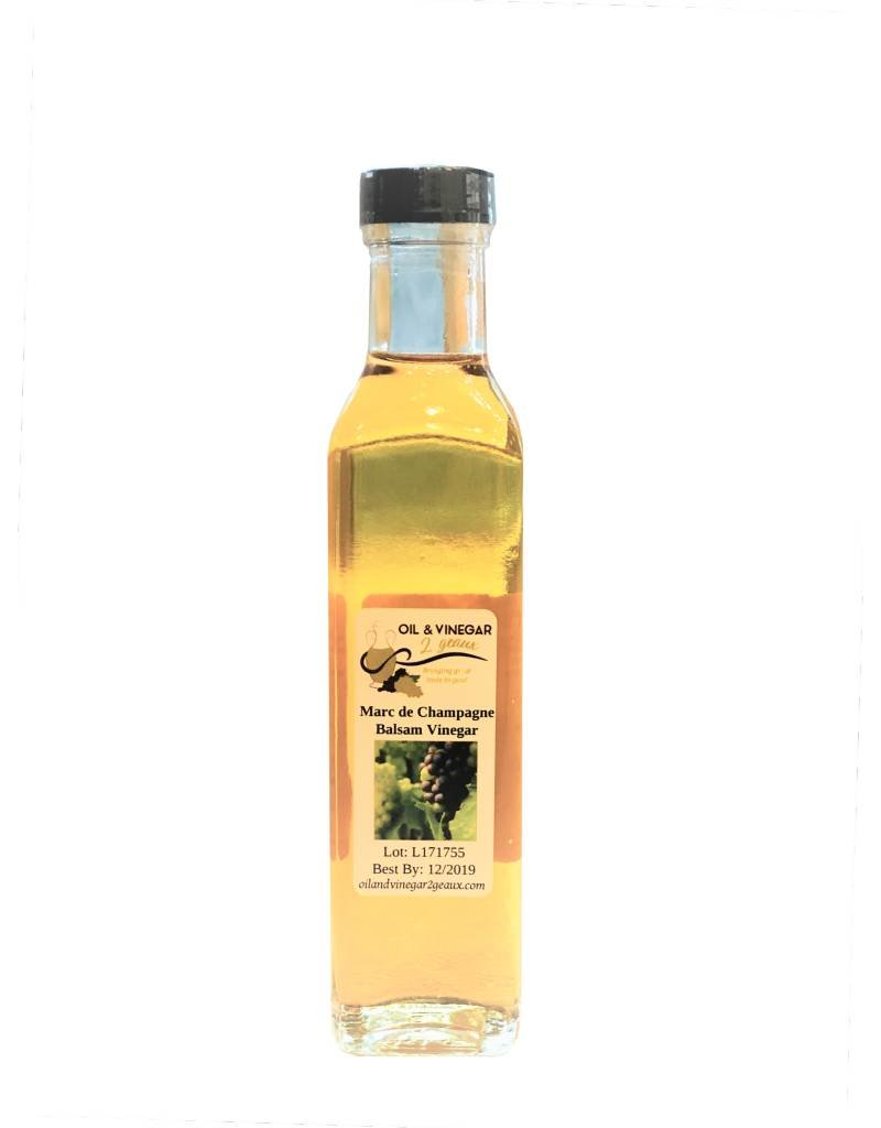 Oil & Vinegar 2Geaux Marc de Champagne Balsam Vinegar