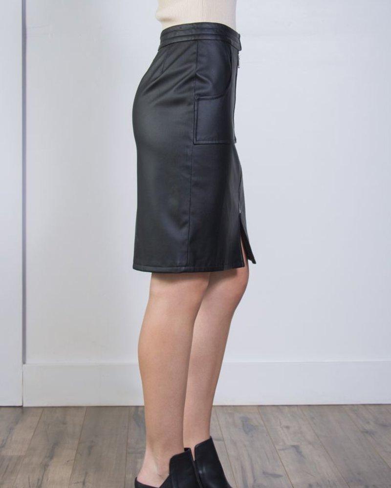 Pocketed Skirt