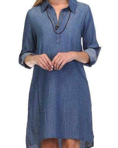 Denim Woven Dress