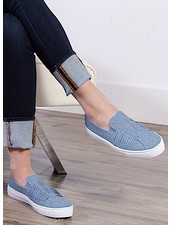 Strappy Sneaker