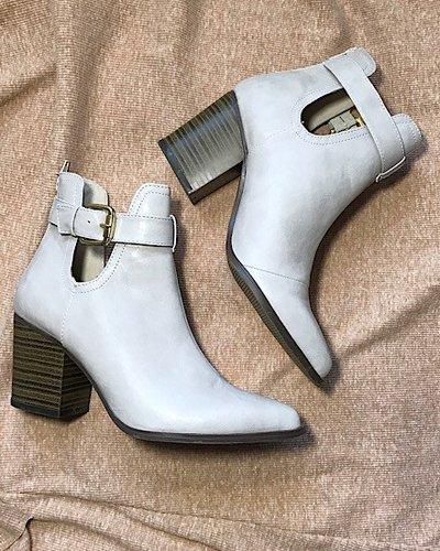 High Ankle Bootie