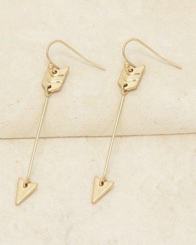 Follow Your Arrow Earrings