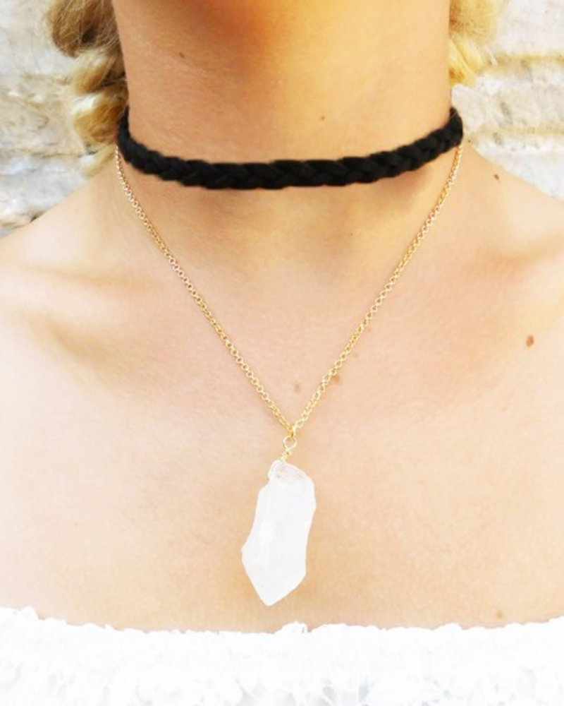 Hard as Rock Layer Choker