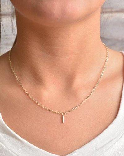 Cassie Pendant Delicate Necklace