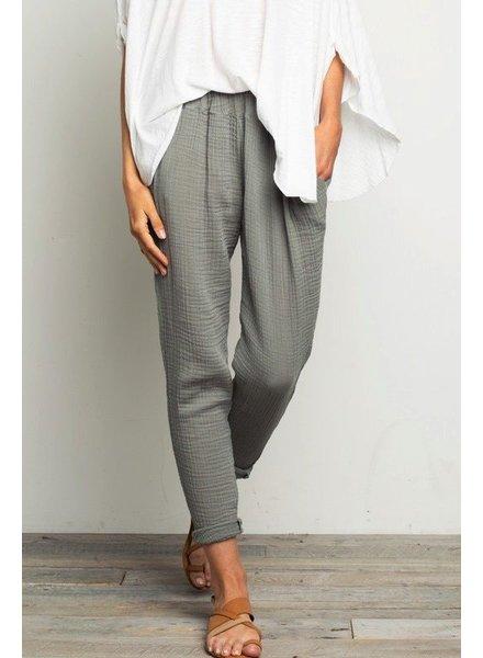 Textured Pant