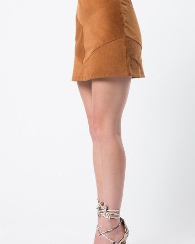 HIgh Waist Mini Pencil Skirt