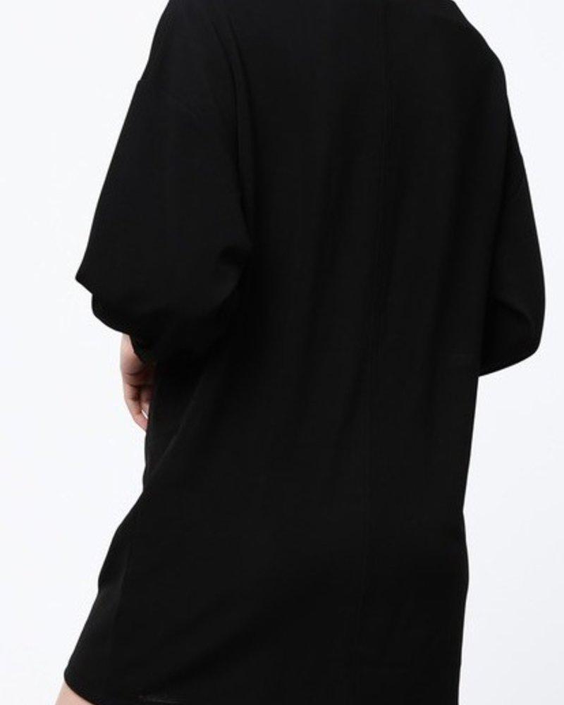 3/4 slv tunic