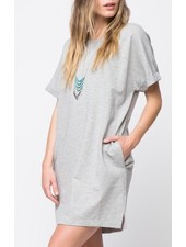 pocketed t-shirt dress