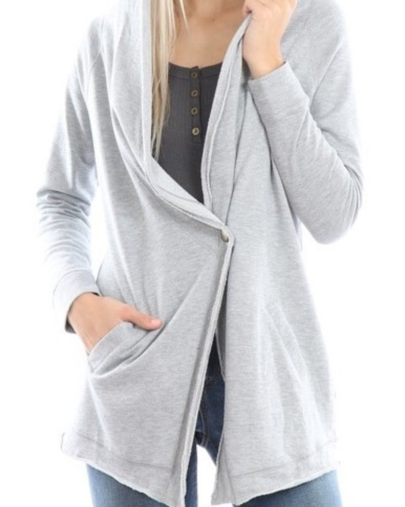 Hatchi Hooded Sweater