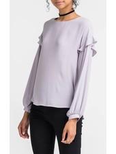 Long slv blouse