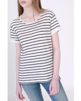 Short Sleeve Stripe Top
