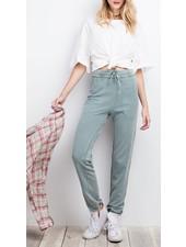 Comfy Washed Dye Sweatpants