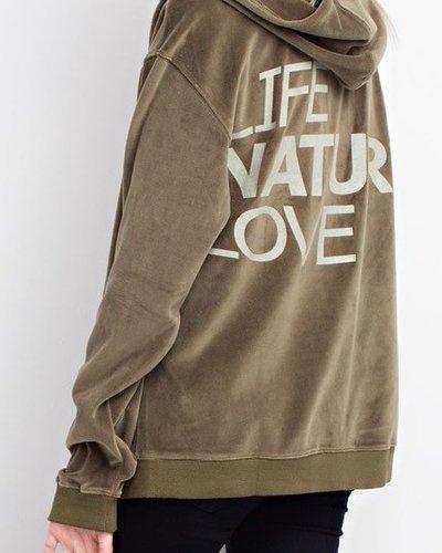 LIFE NATURE LOVE Sweater