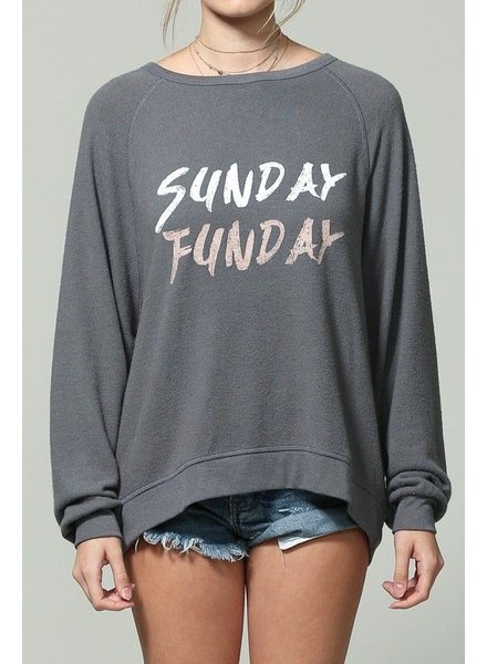 "L/S ""Sunday Funday"""