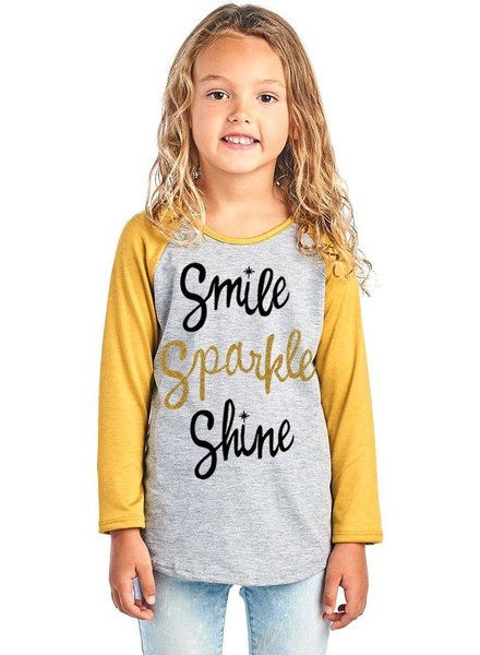 Kids SMILE SPARKLE SHINE