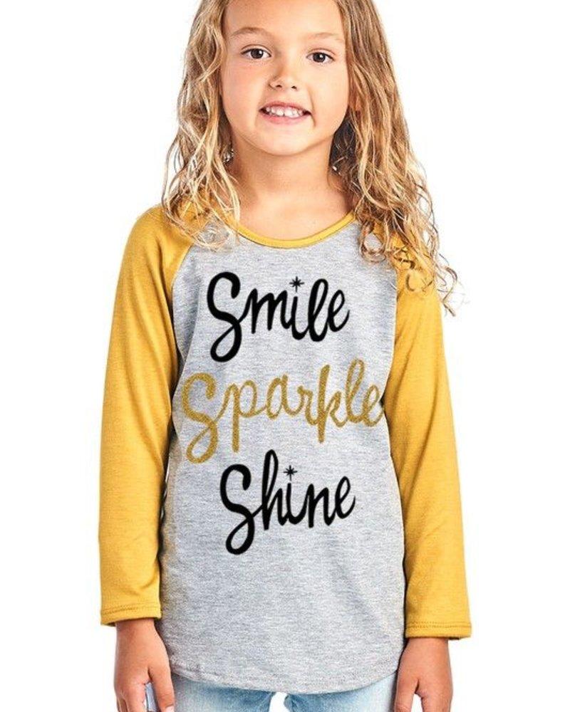 Kids SMILE SPARKLE SHINE