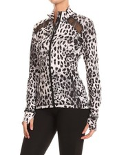 Mesh Cheetah Jacket